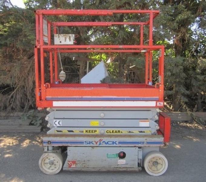 SkyJack 3219 - 2005