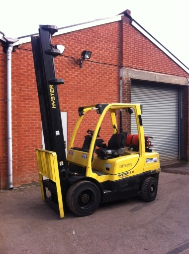 forklifts new and used