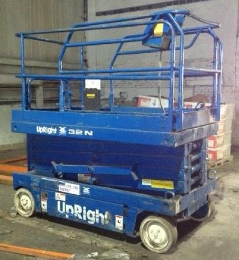 Upright X32N